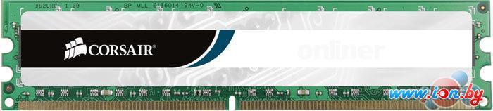 Оперативная память Corsair Value Select 4GB DDR3 PC3-12800 (CMV4GX3M1A1600C11) в Гомеле