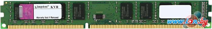 Оперативная память Kingston ValueRAM 4GB DDR3 PC3-10600 (KVR13N9S8/4) в Могилёве