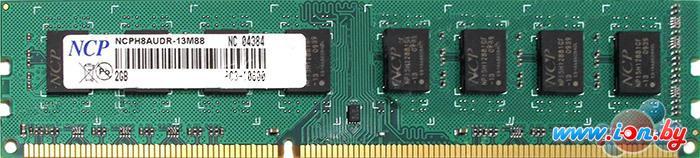 Оперативная память NCP DDR3 PC3-10600 2 Гб (NCPH8AUDR-13M88) в Могилёве