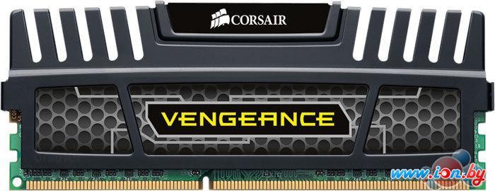 Оперативная память Corsair Vengeance Black 4GB DDR3 PC3-12800 (CMZ4GX3M1A1600C9) в Могилёве