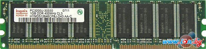 Оперативная память Hynix DDR PC-3200 1 Гб (HYMD512646CP8J-D43) в Могилёве