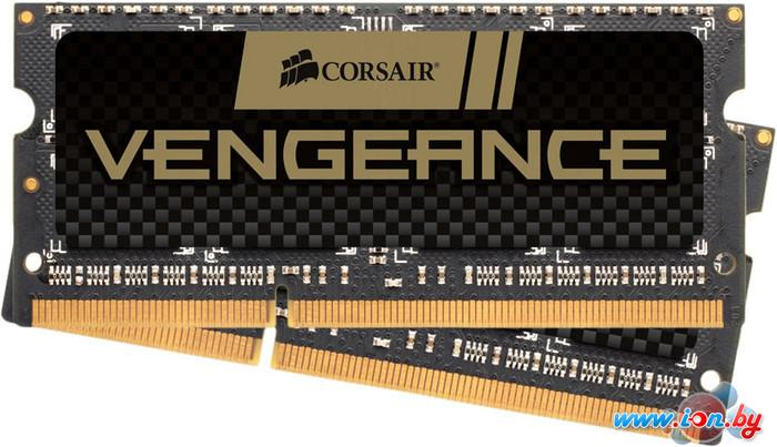 Оперативная память Corsair Vengeance 2x4GB DDR3 SO-DIMM PC3-12800 KIT (CMSX8GX3M2A1600C9) в Гомеле
