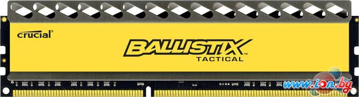 Оперативная память Crucial Ballistix Tactical 8GB PC3-12800 DDR3 (BLT8G3D1608DT1TX0CEU) в Могилёве