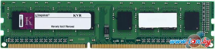 Оперативная память Kingston ValueRAM 4GB DDR3 PC3-12800 (KVR16N11S8/4) в Могилёве