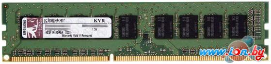 Оперативная память Kingston ValueRAM 8GB DDR3 PC3-12800 (KVR16E11/8) в Могилёве