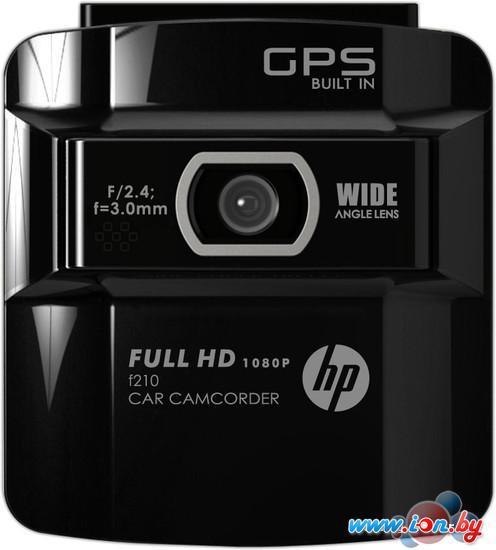 Автомобильный видеорегистратор HP F210 в Могилёве